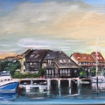 'Hythe Marina'