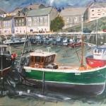 Mevagissy, inner harbour