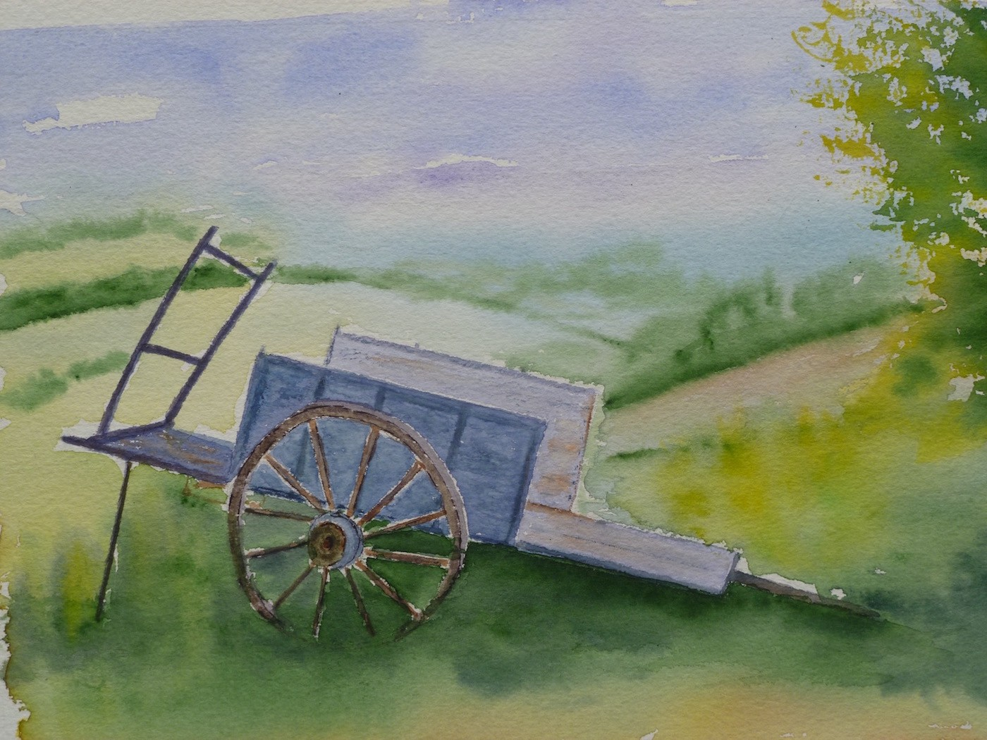 'French Cart'