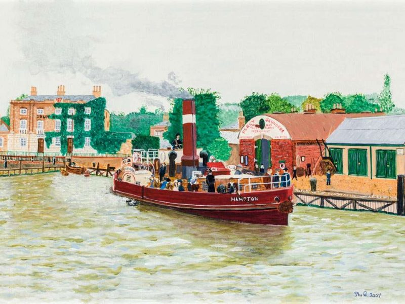 Hythe Ferry 1910