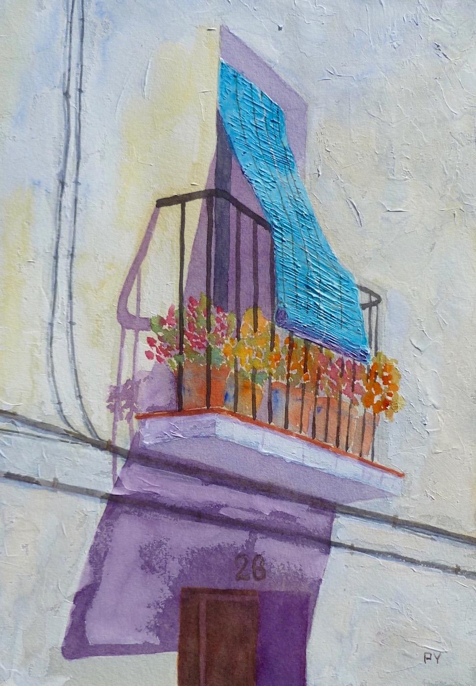 Spanish Balcony