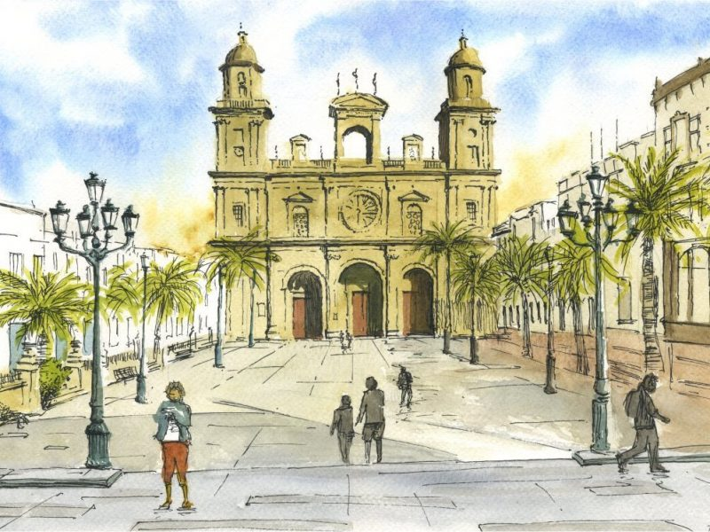Catedral Santa Ana - Gran Canaria